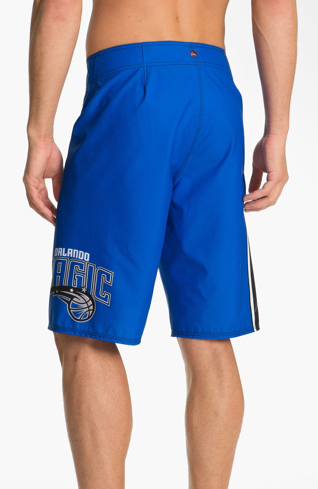 Alternate Image 1 Selected - Quiksilver 'Orlando Magic' Board Shorts