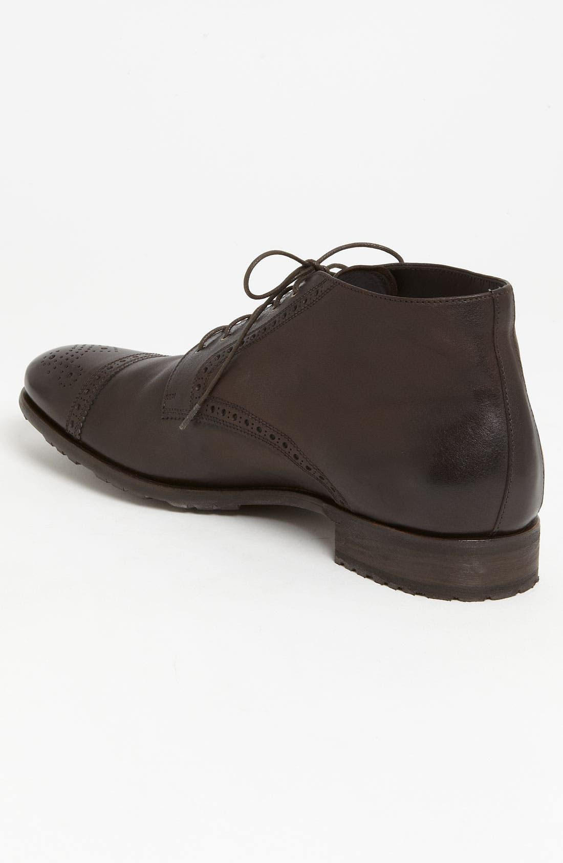 Alternate Image 2  - Prada Cap Toe Boot