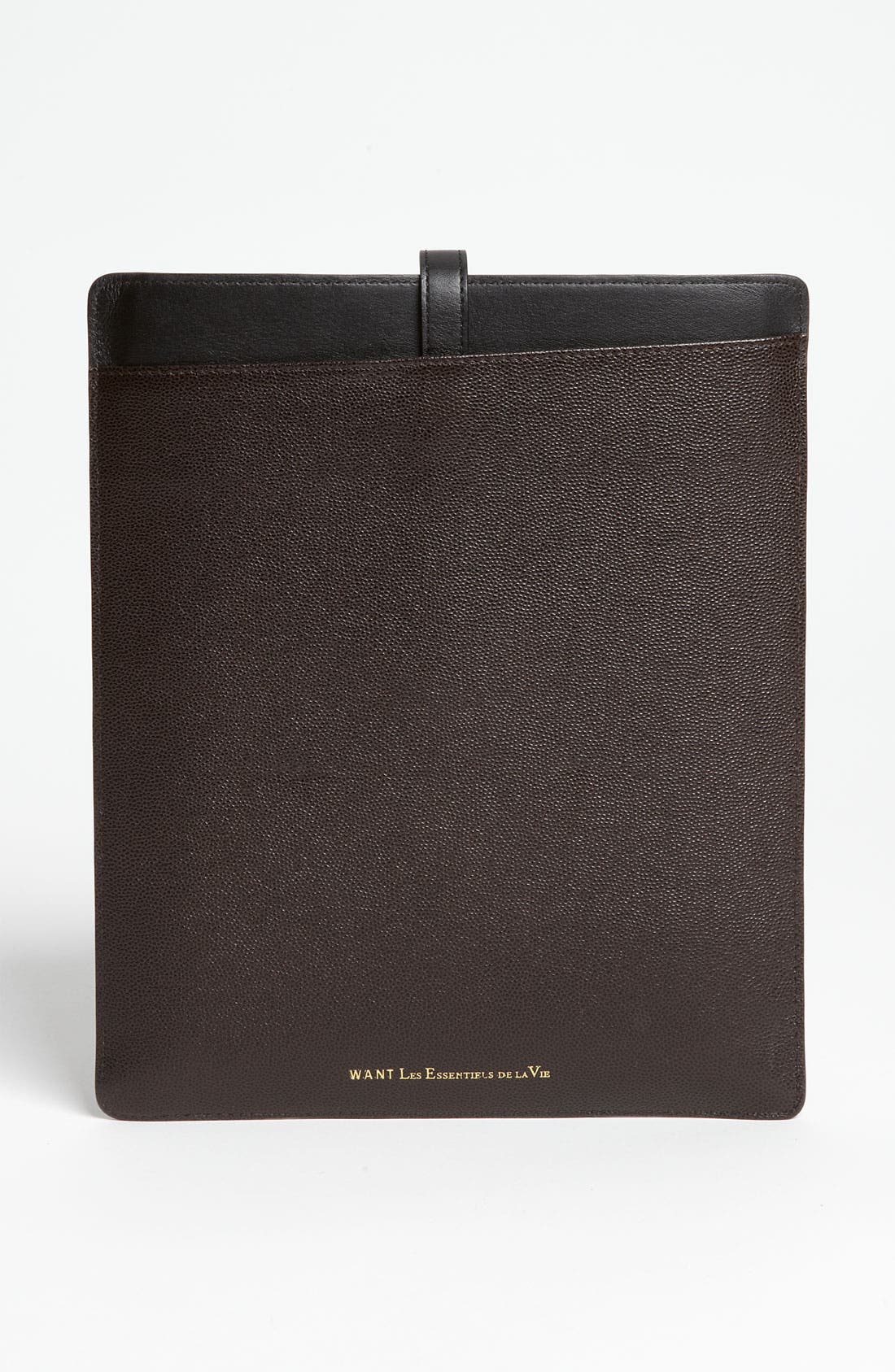 Alternate Image 3  - WANT Les Essentiels de la Vie 'Capital' iPad 2 Leather Sleeve