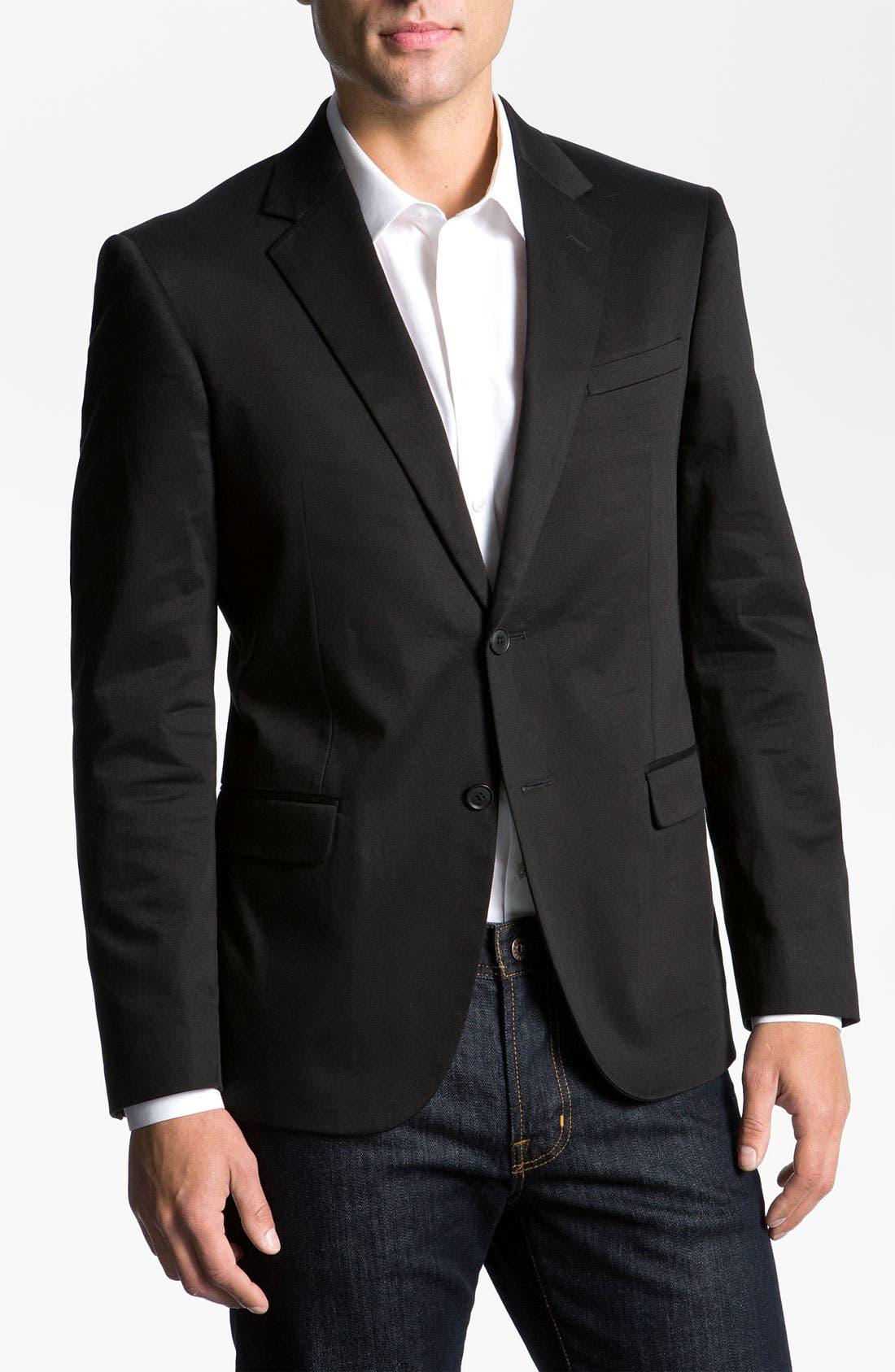 Alternate Image 1 Selected - Calibrate 'Core' Trim Fit Sportcoat