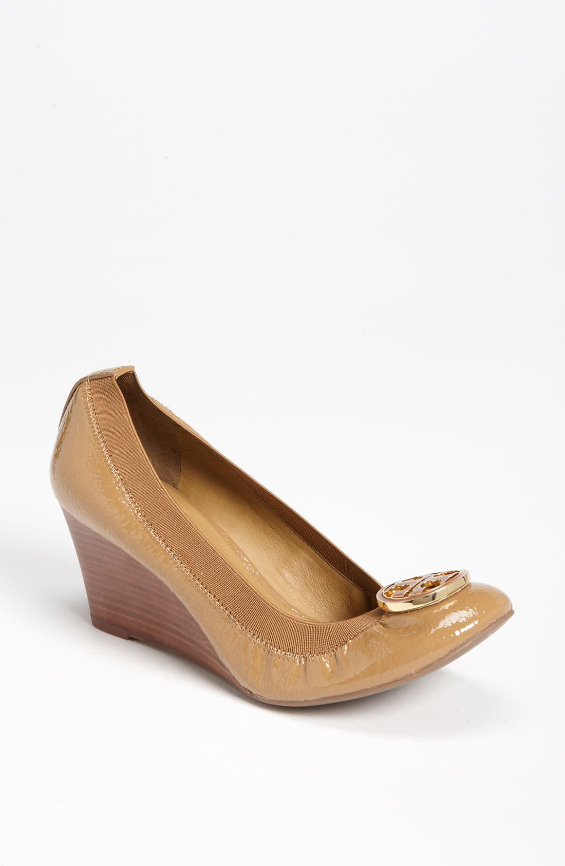 Alternate Image 1 Selected - Tory Burch 'Caroline' Wedge