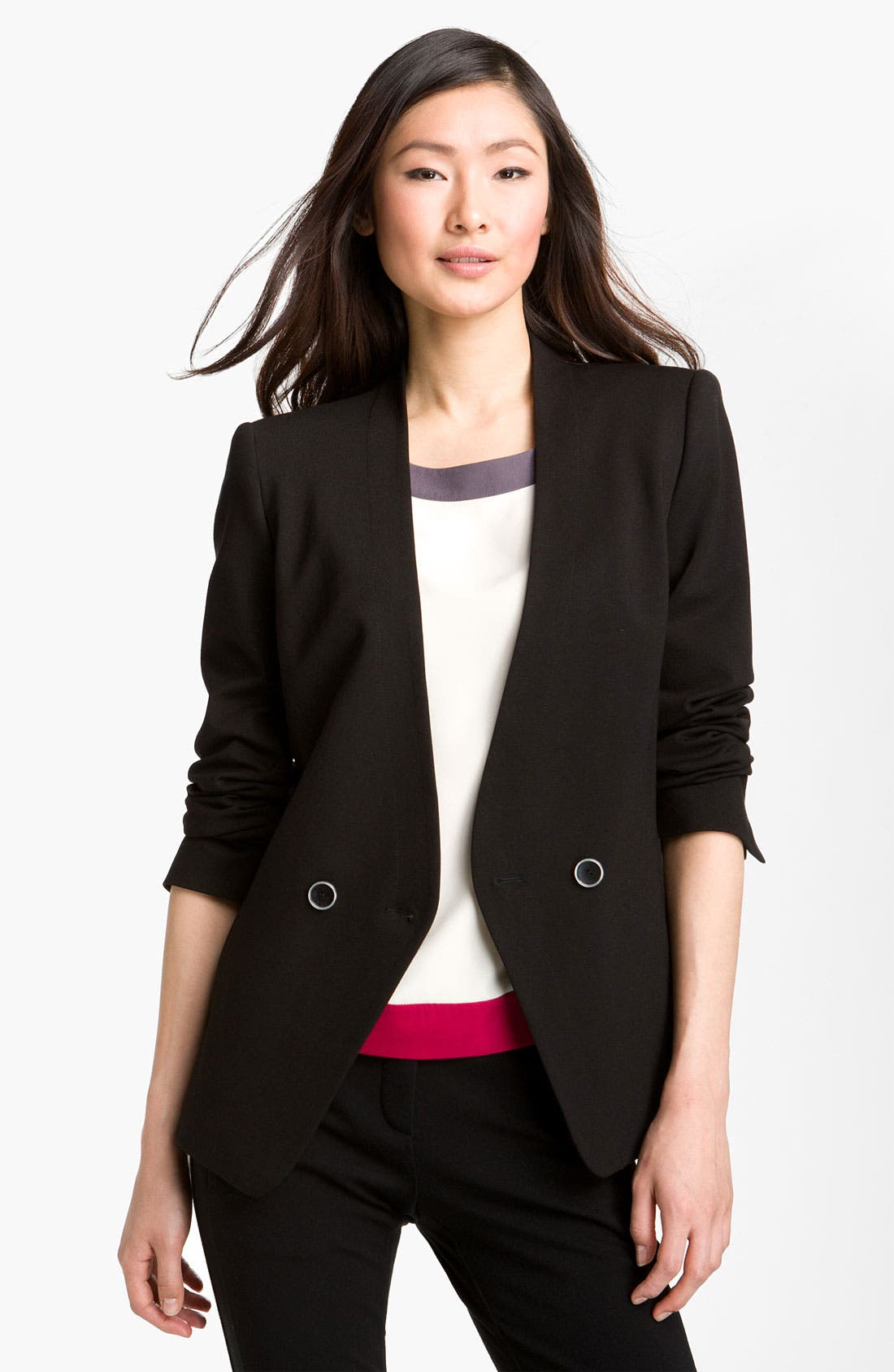 Alternate Image 1 Selected - Ted Baker London Double Button Blazer