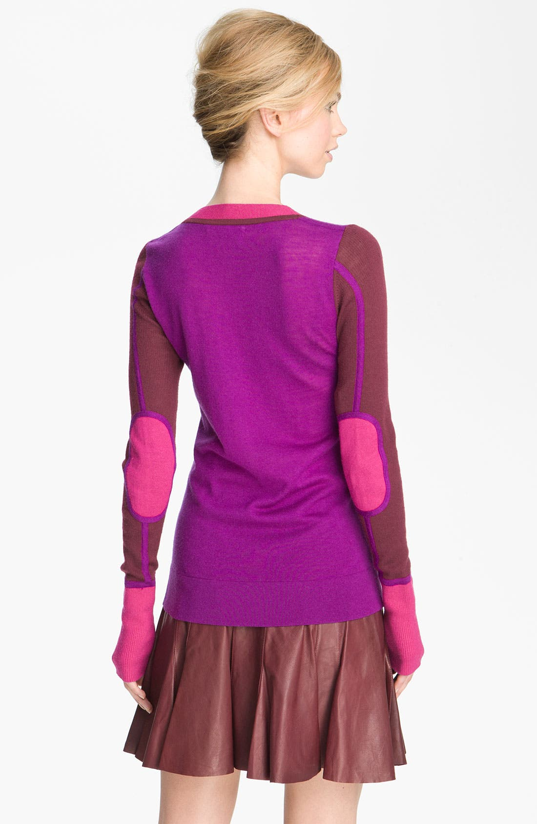 Alternate Image 2  - Derek Lam 10 Crosby Colorblock Sweater