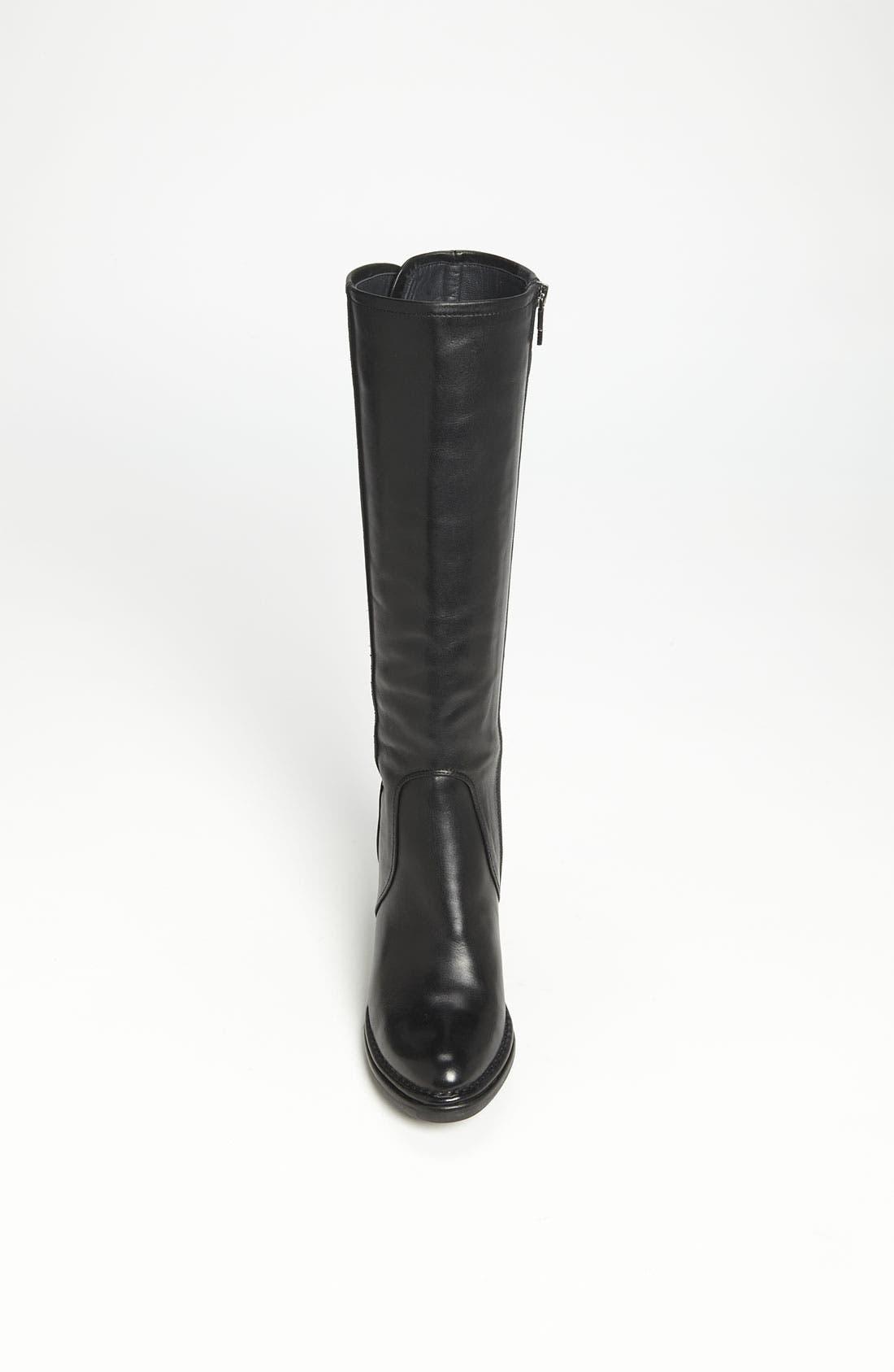 Alternate Image 3  - Alberto Fermani Tall Mid Heel Boot