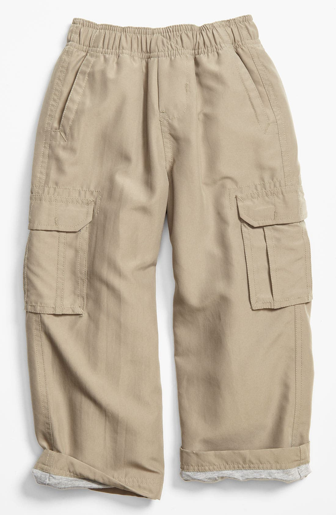 Alternate Image 1 Selected - Pure Stuff 'Summit' Cargo Pants (Toddler)