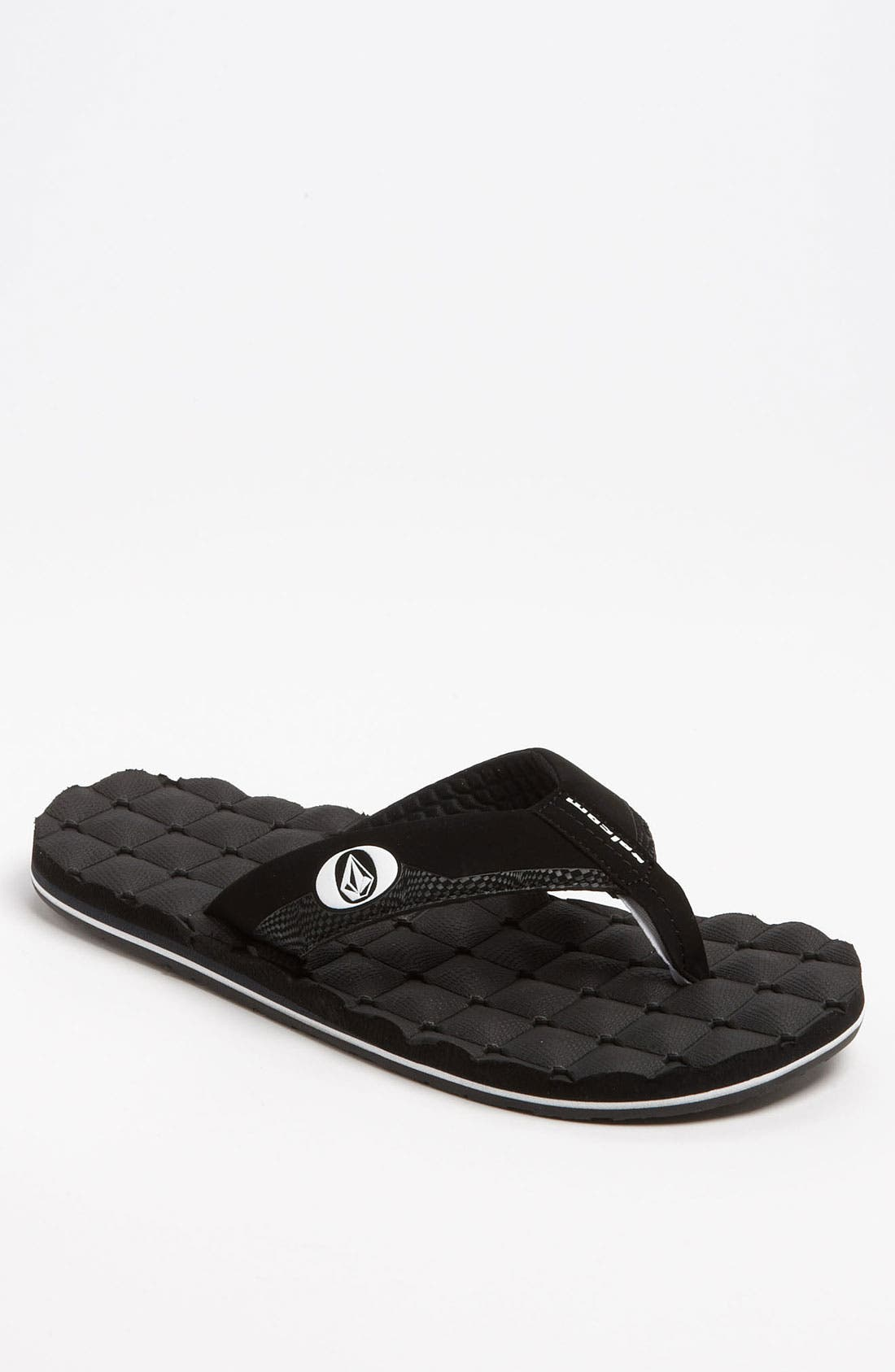 Alternate Image 1 Selected - Volcom 'Creedlers - Recliner' Flip Flop