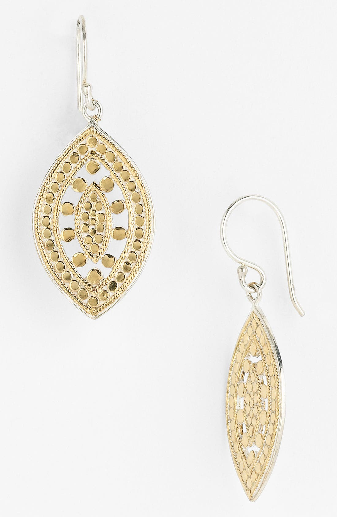 Alternate Image 1 Selected - Anna Beck 'Lombok' Small Leaf Earrings
