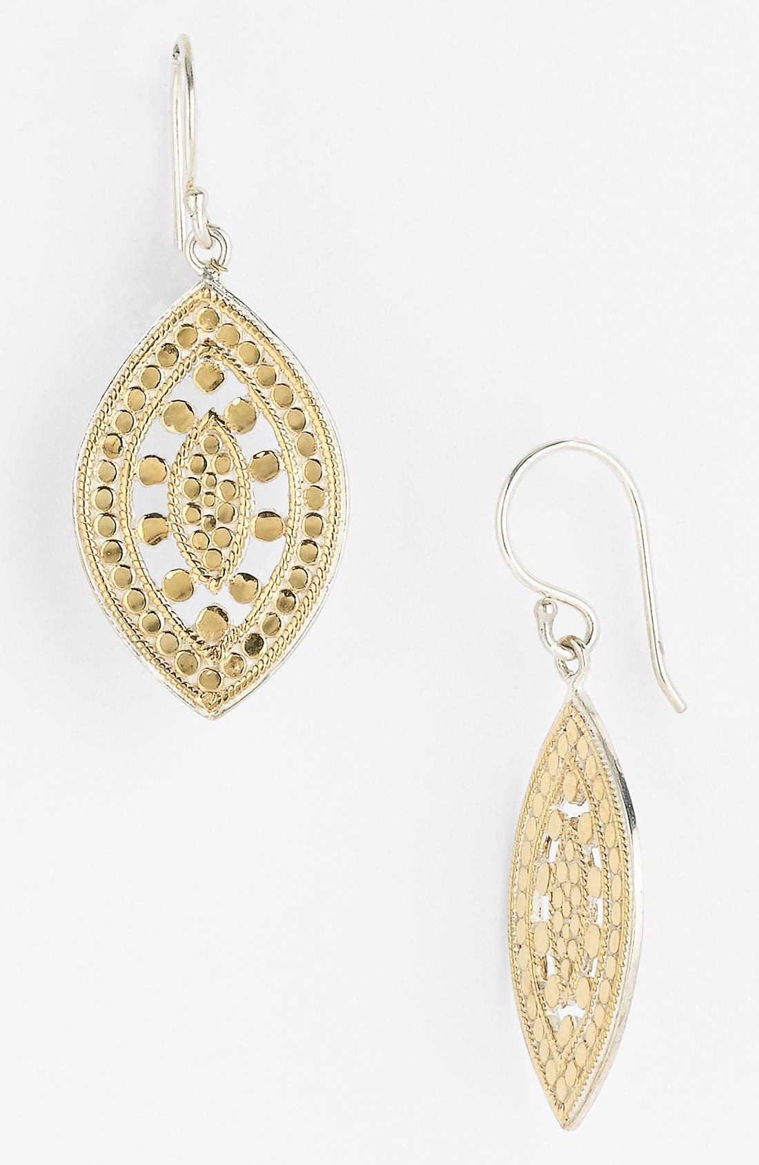 Main Image - Anna Beck 'Lombok' Small Leaf Earrings