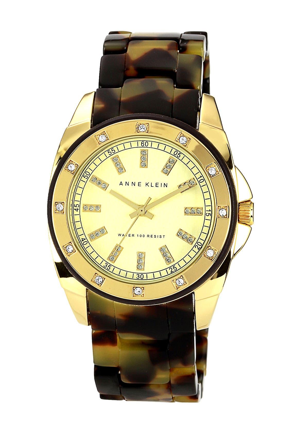 Main Image - Anne Klein Round Bracelet Watch