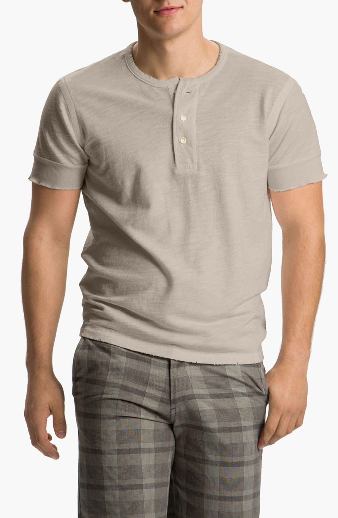 Alternate Image 1 Selected - Howe 'Public Service' Henley T-Shirt