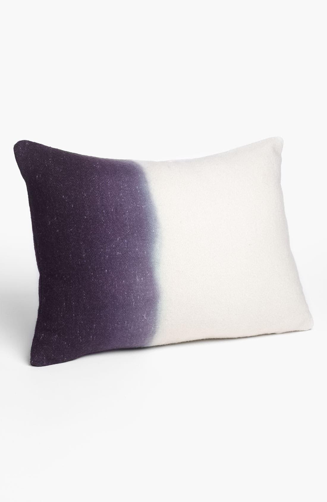Alternate Image 1 Selected - Diane von Furstenberg Ombré Wool Pillow