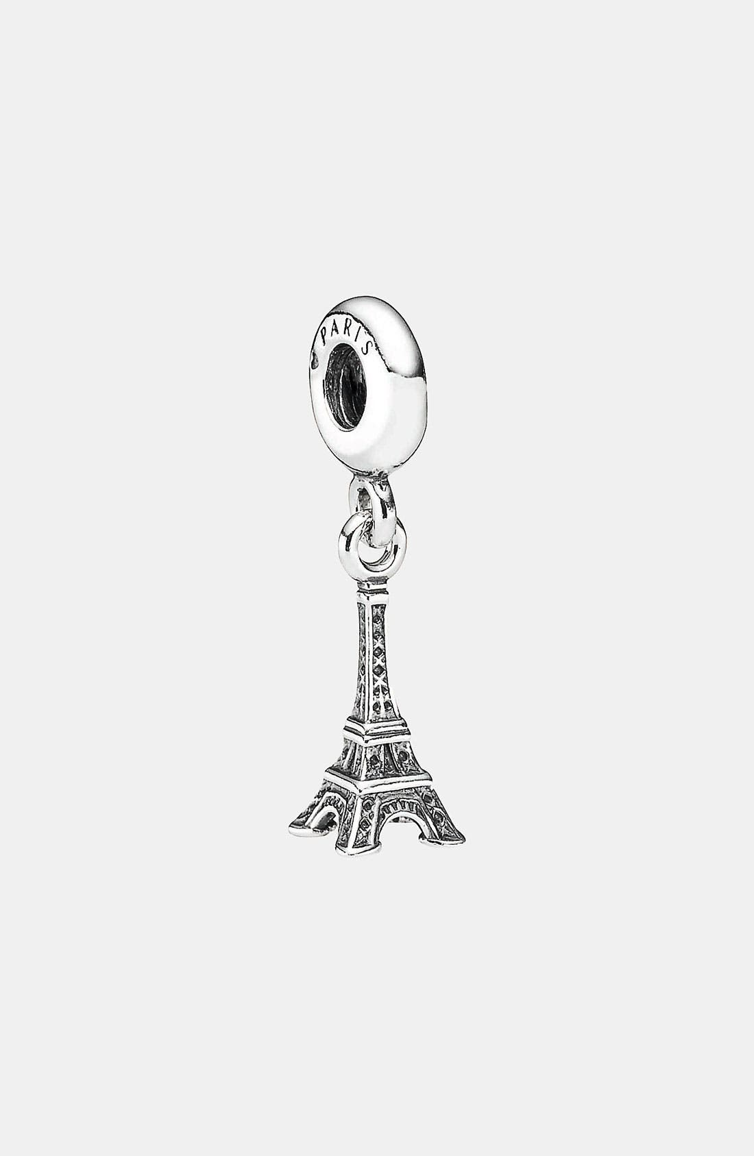 Alternate Image 1 Selected - PANDORA Eiffel Tower Dangle Charm