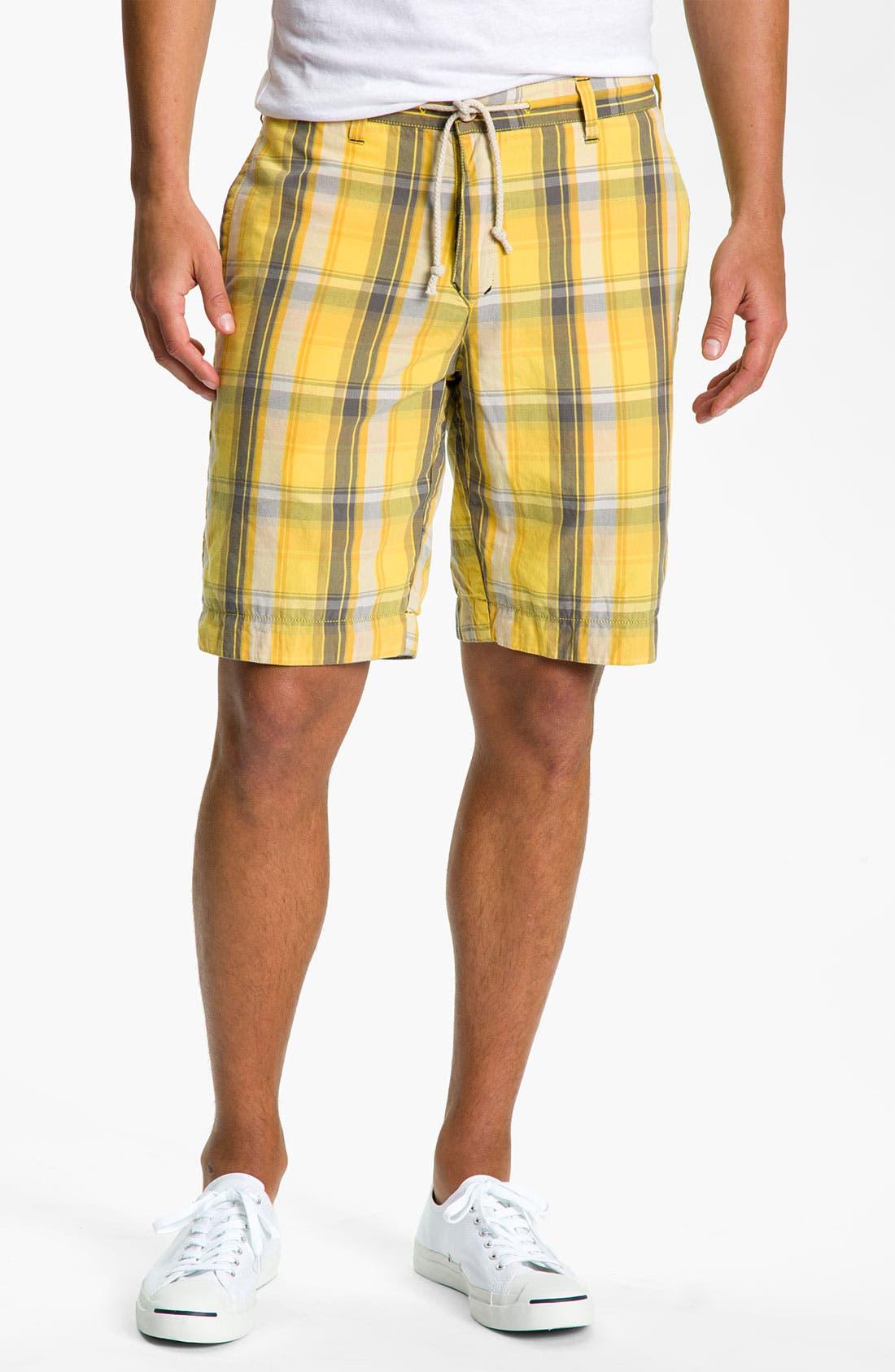 Main Image - life/after/denim 'The Tourist' Reversible Shorts