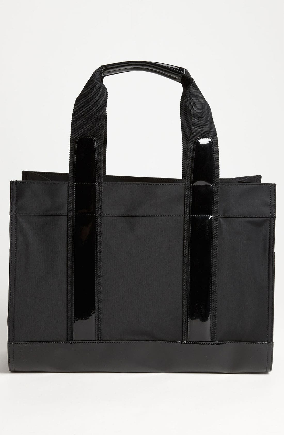 Alternate Image 4  - Tory Burch 'Tory' Nylon Tote, Large