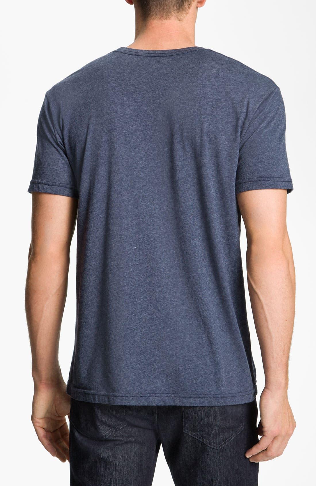 Alternate Image 2  - Ezekiel 'Port' Trim Fit T-Shirt