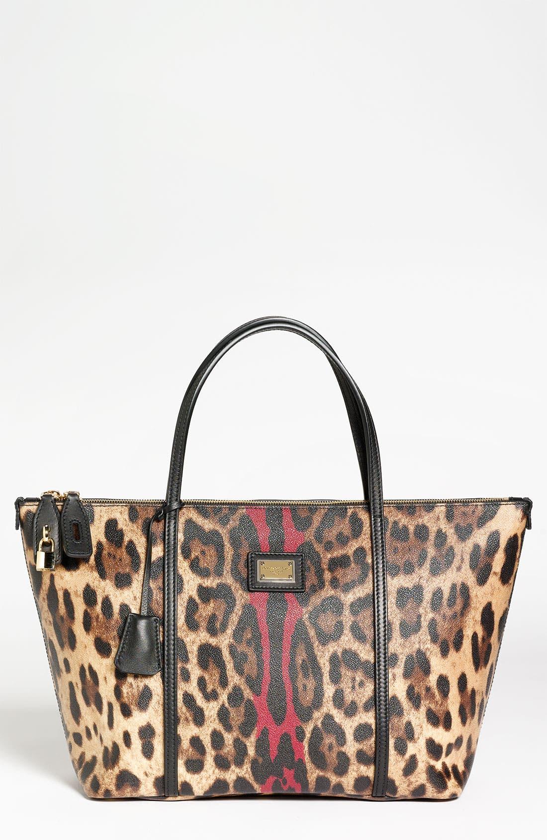 Main Image - Dolce&Gabbana 'Miss Escape' Shopper