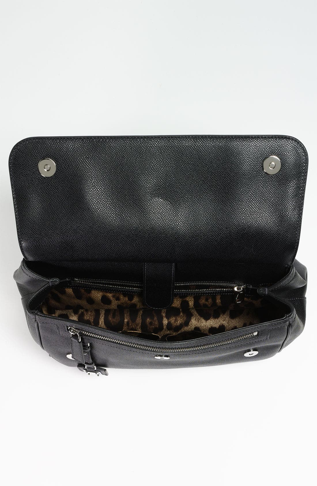 Alternate Image 3  - Dolce&Gabbana 'Miss Mamma' Leather Satchel