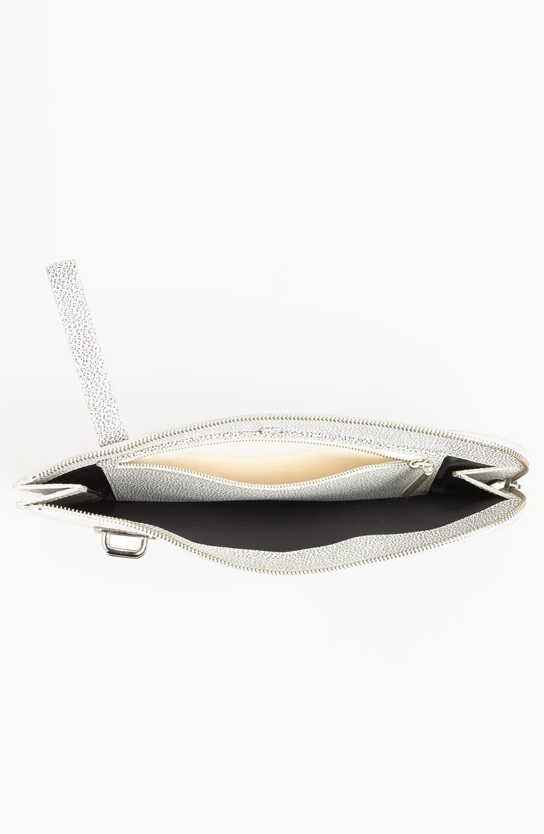 Alternate Image 3  - 3.1 Phillip Lim 'Portfolio - Oversized' Leather Clutch
