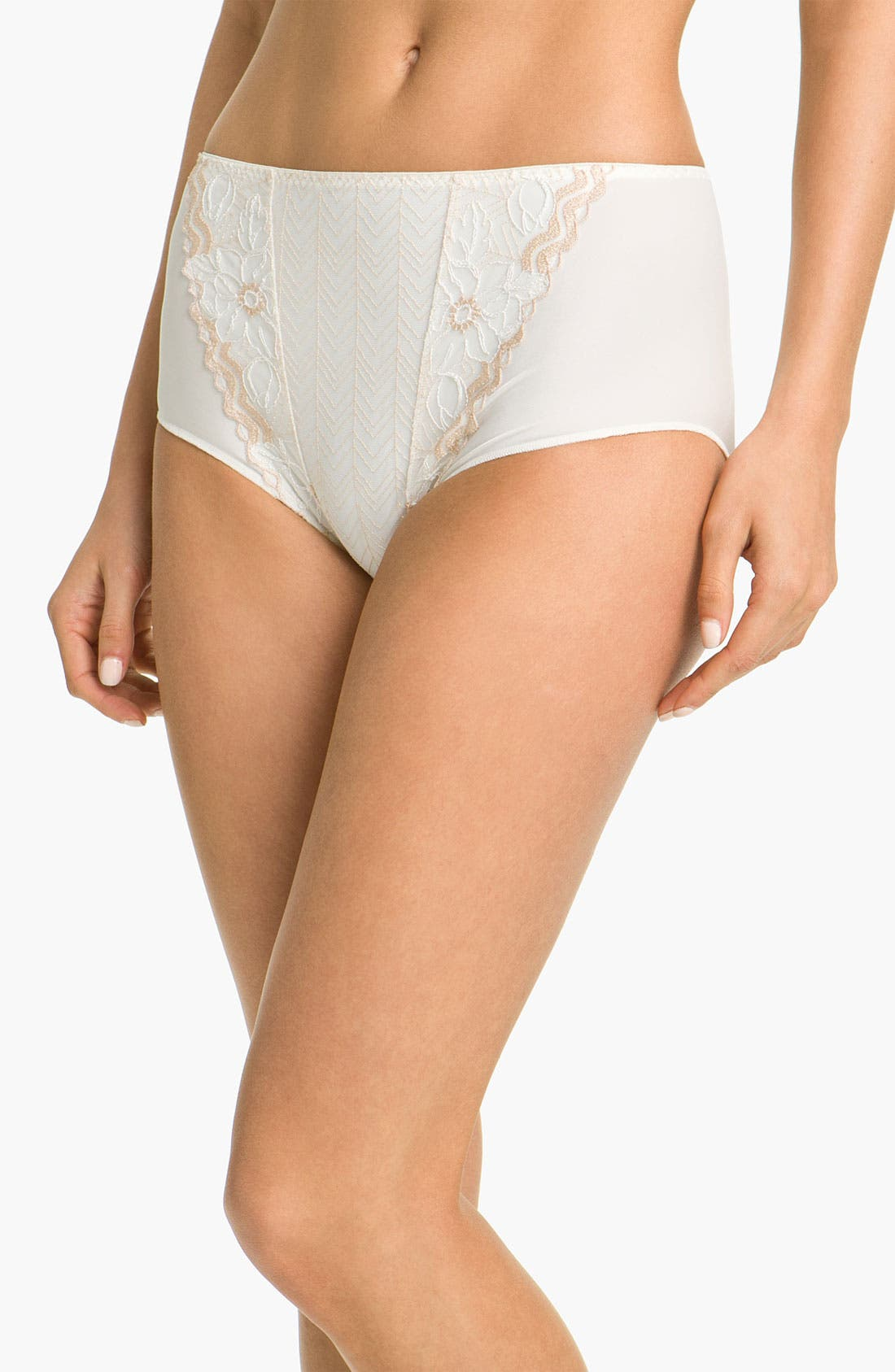 Main Image - Chantelle Intimates 'Saint Honoré' High Waist Briefs