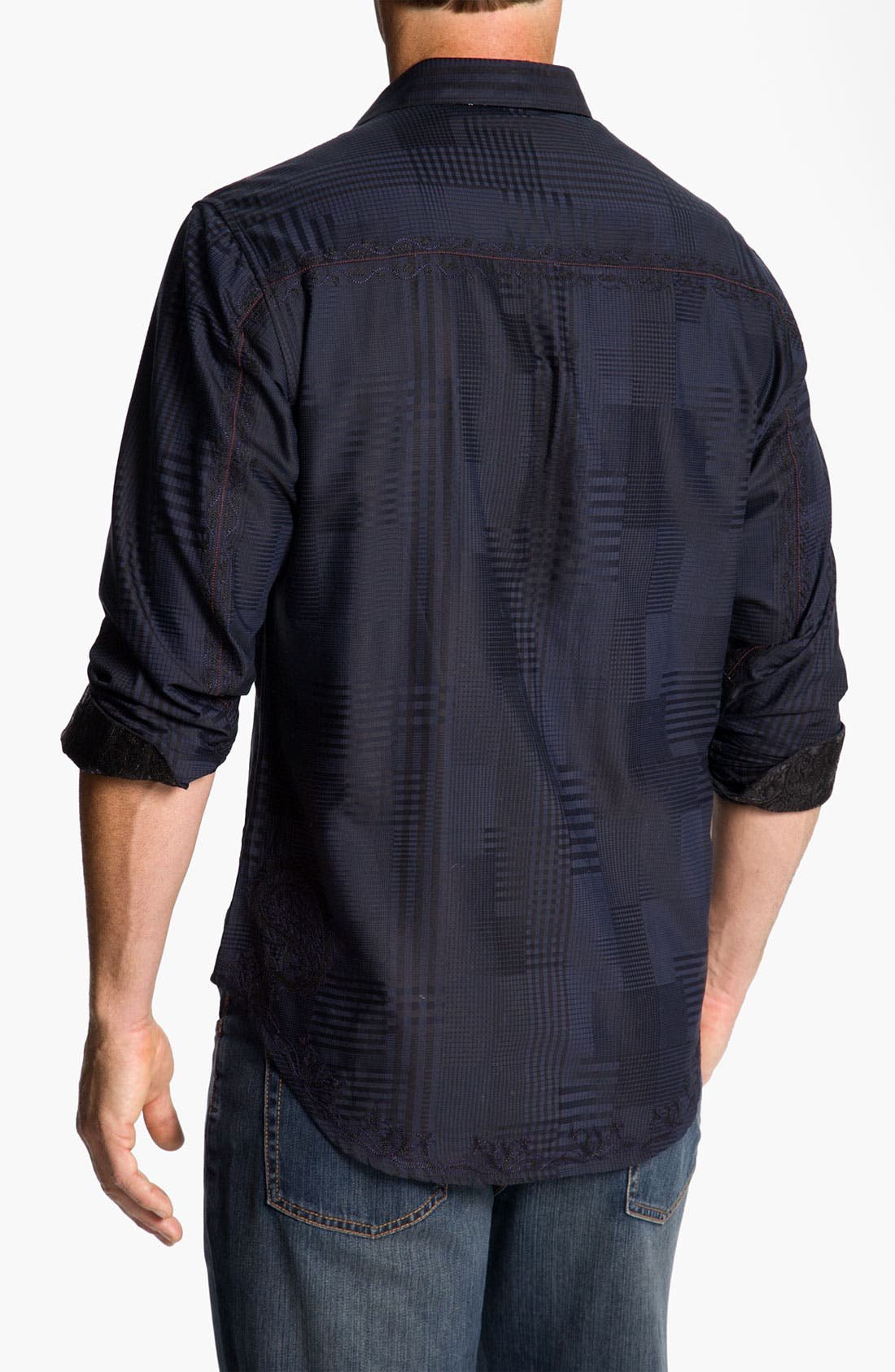 Alternate Image 3  - Robert Graham 'Riddick' Sport Shirt