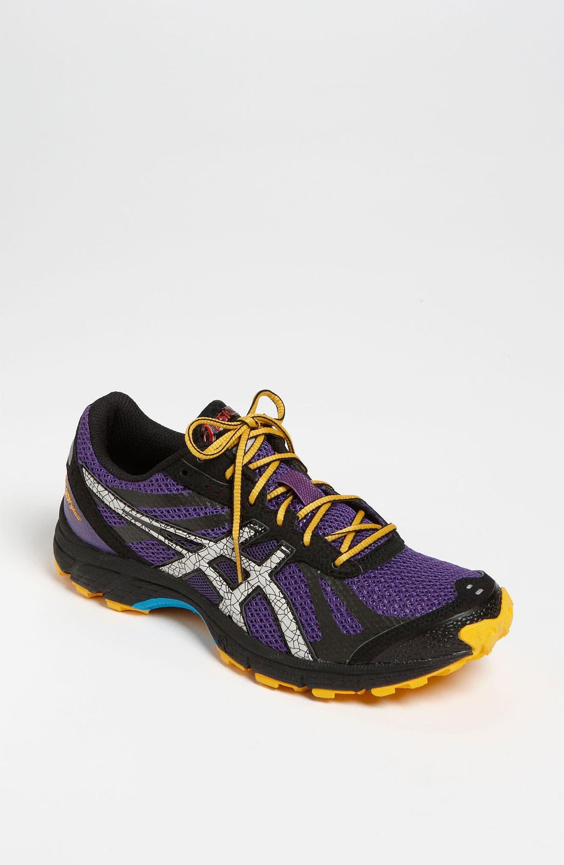 Alternate Image 1 Selected - ASICS® 'GEL-Fuji Racer' Running Shoe (Women)