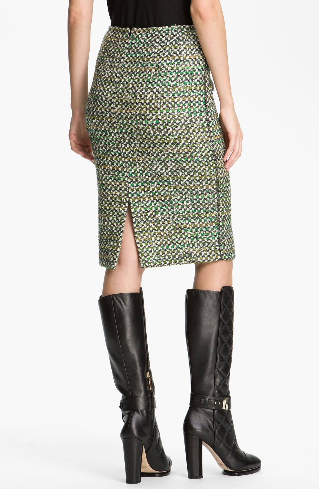 Alternate Image 2  - Lafayette 148 New York 'Hierarchy' Tweed Skirt