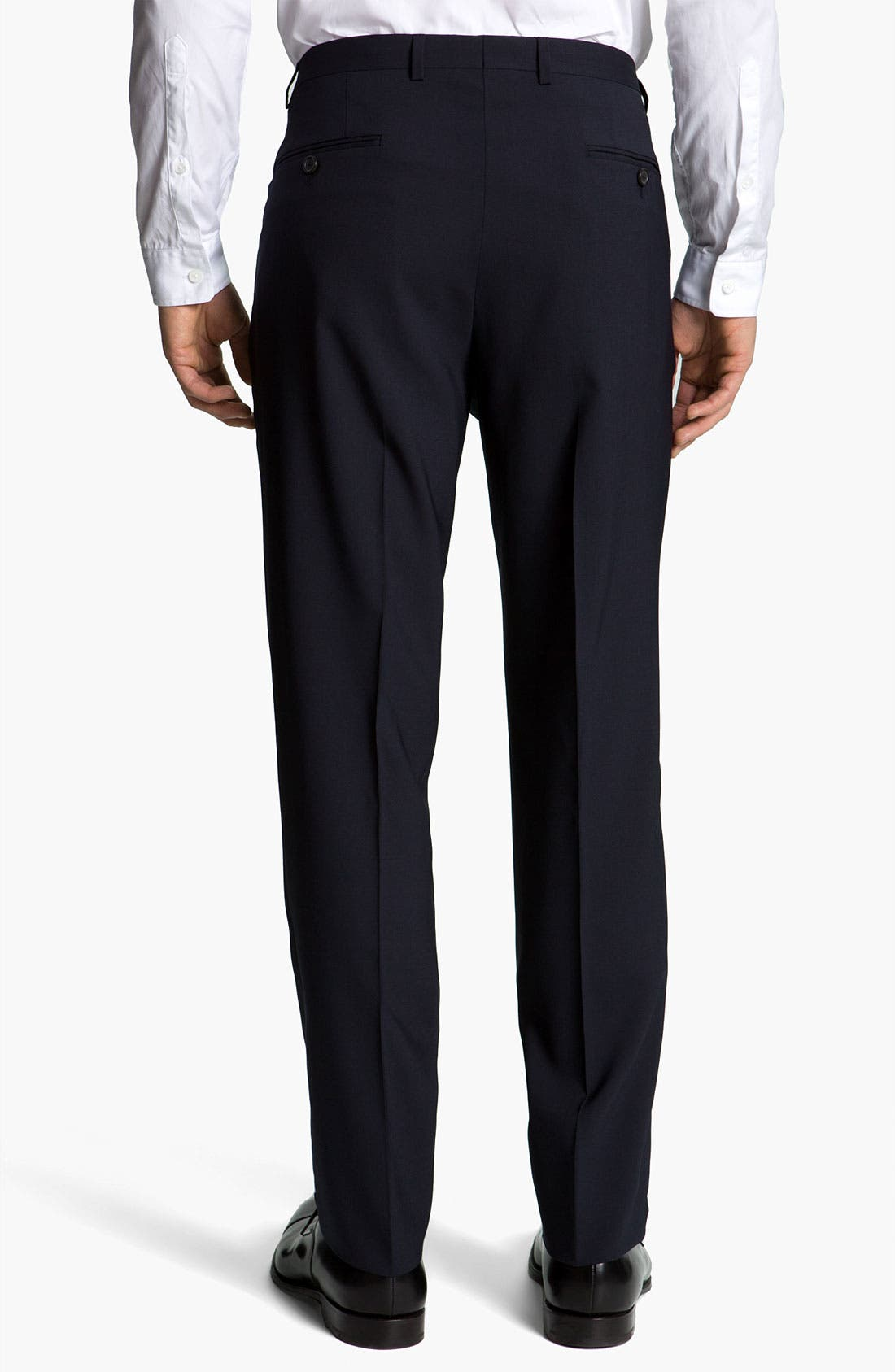 Alternate Image 5  - Jil Sander Stretch Wool Blend Suit