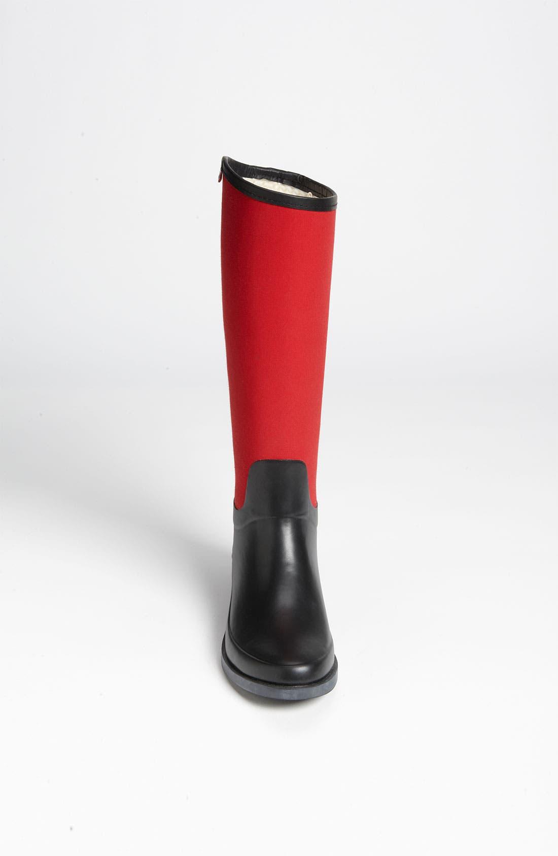 Alternate Image 3  - Hunter 'Bessy' Rain Boot (Women) (Nordstrom Exclusive)