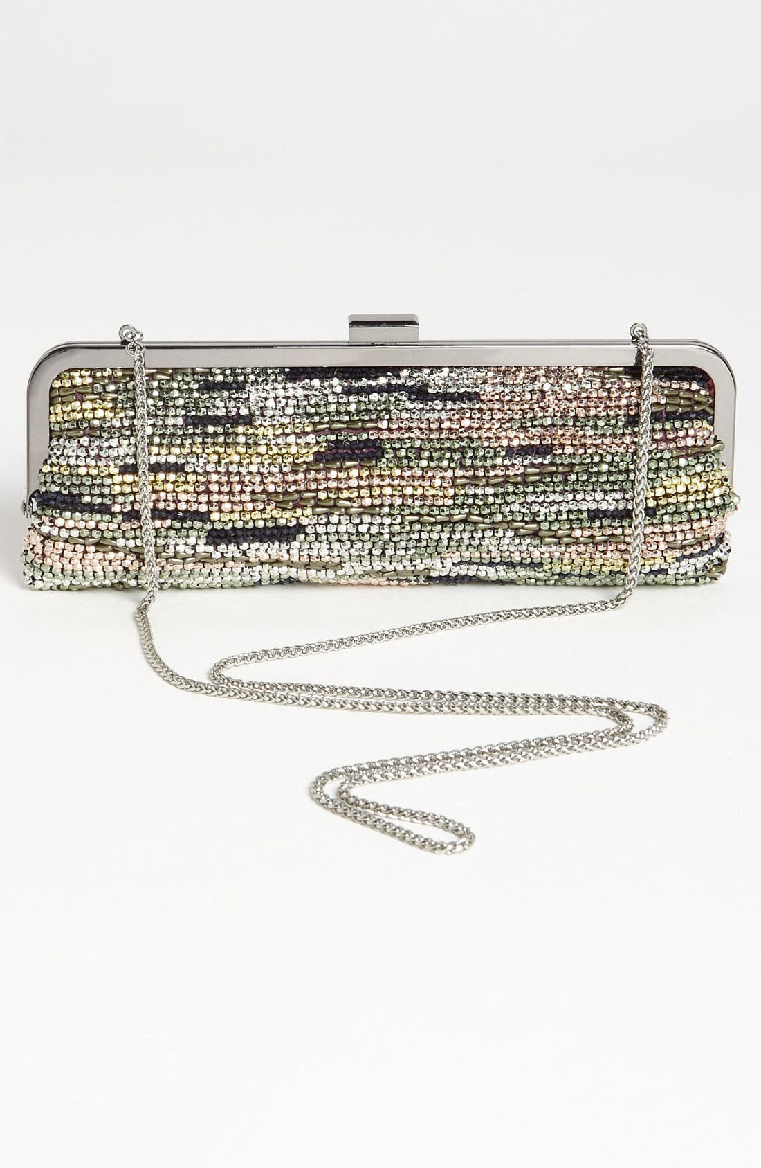 Alternate Image 4  - Nina Beaded Frame Clutch