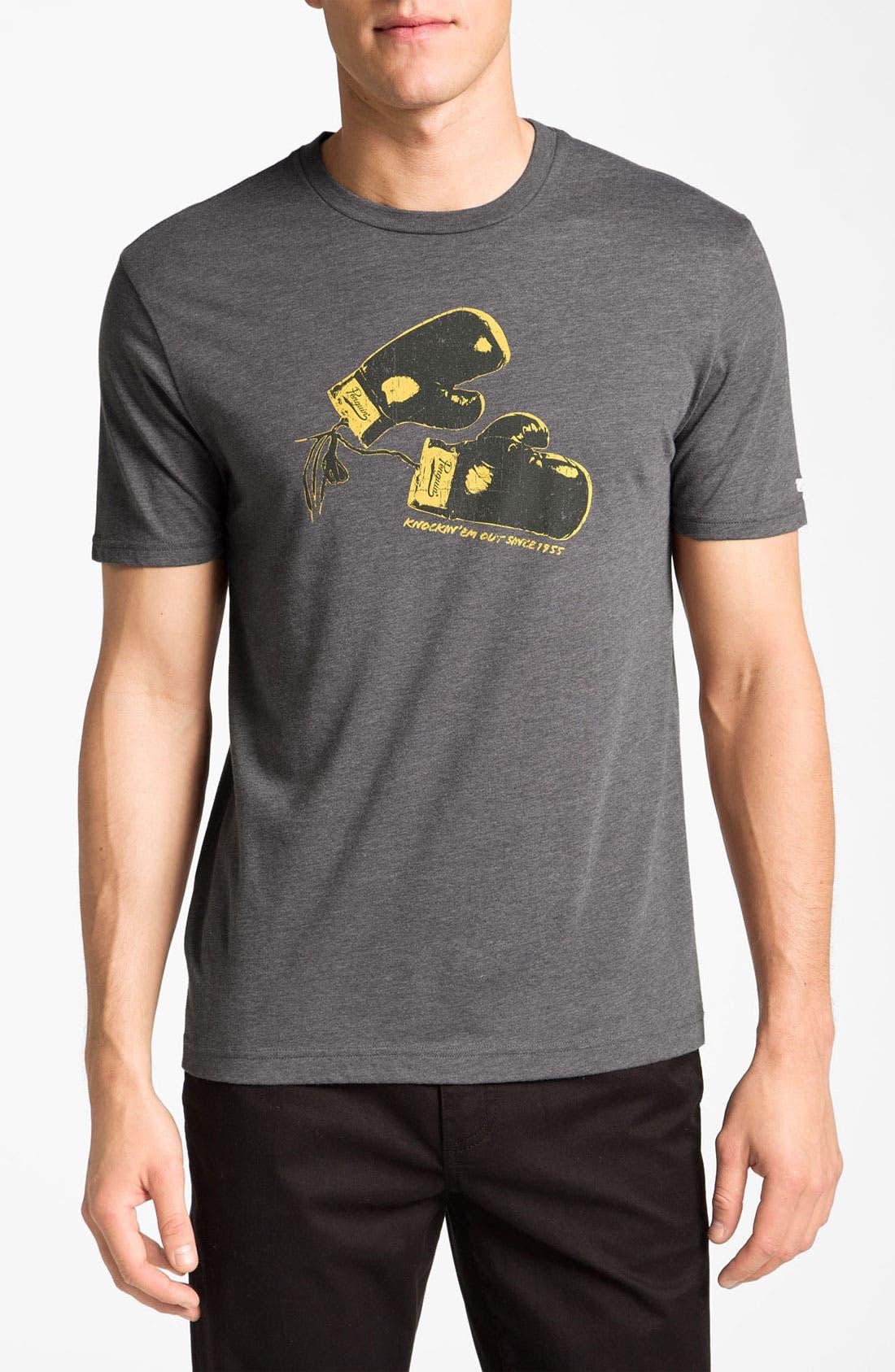 Alternate Image 1 Selected - Original Penguin 'Knock 'Em Out' Graphic Crewneck T-Shirt