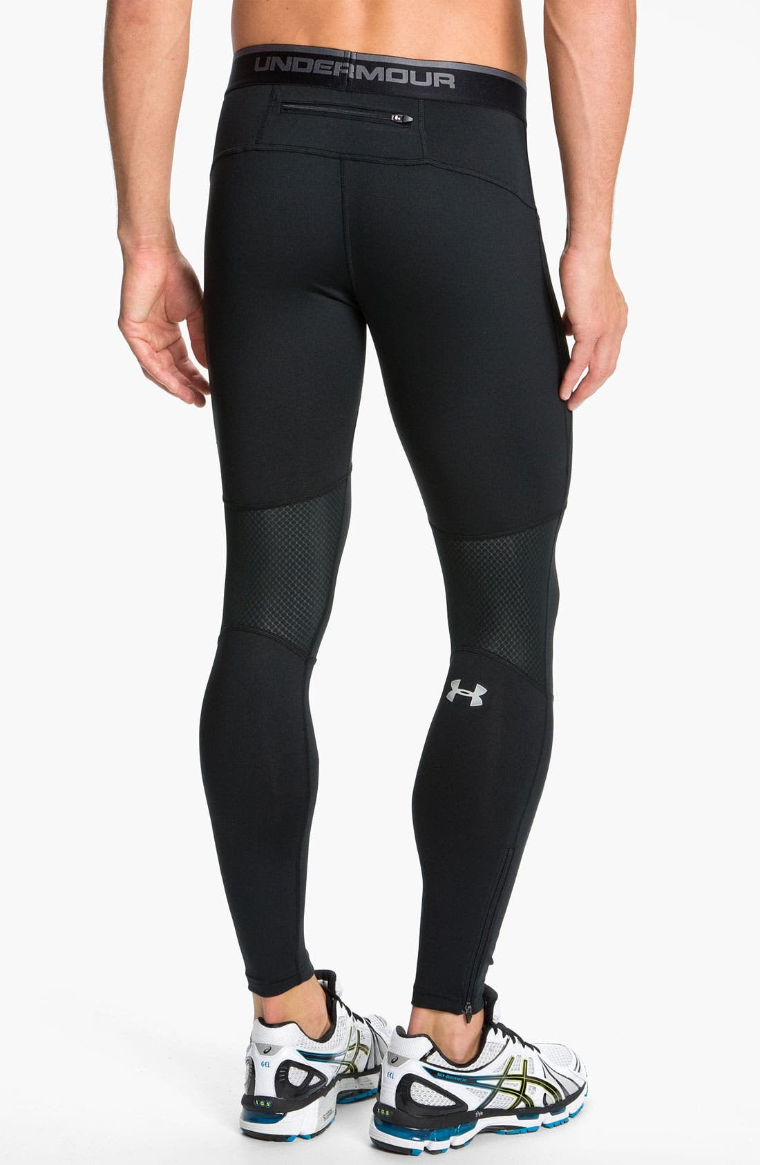 Alternate Image 2  - Under Armour 'Run' ColdGear® Running Leggings (Online Exclusive)