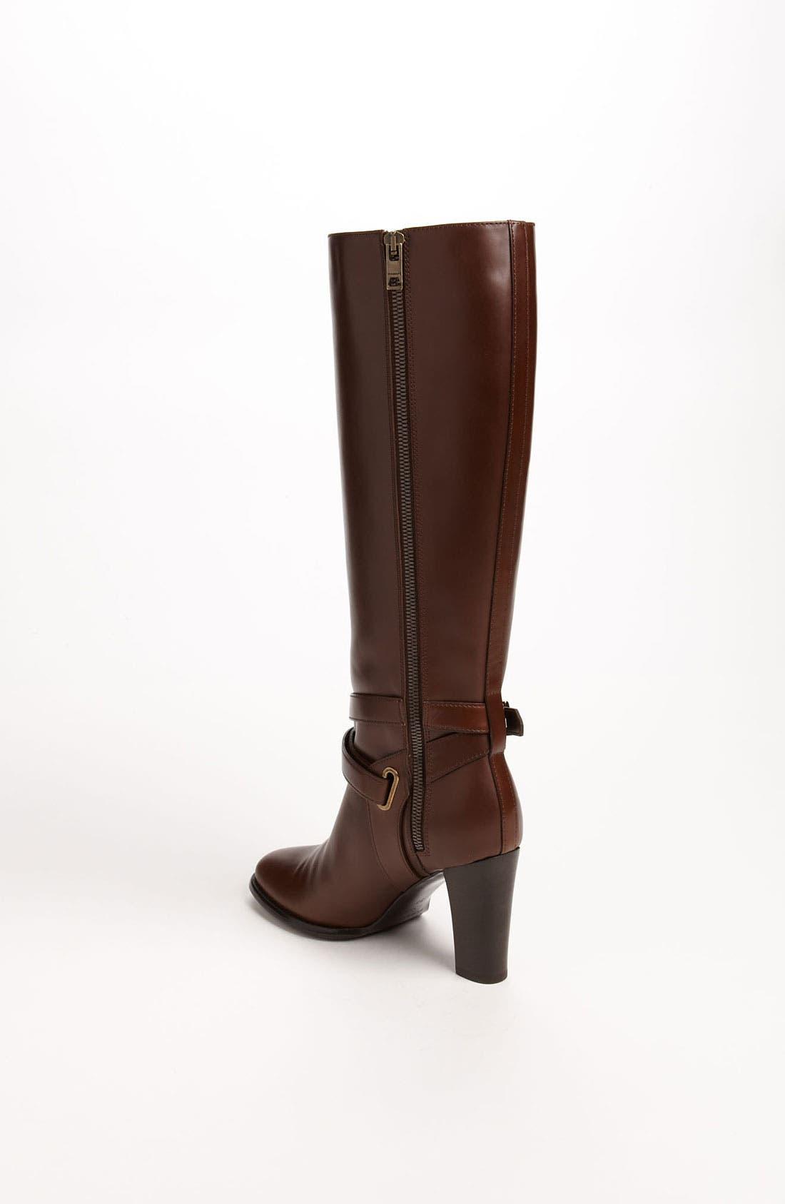 Alternate Image 2  - Burberry 'Adeline' High Heel Boot