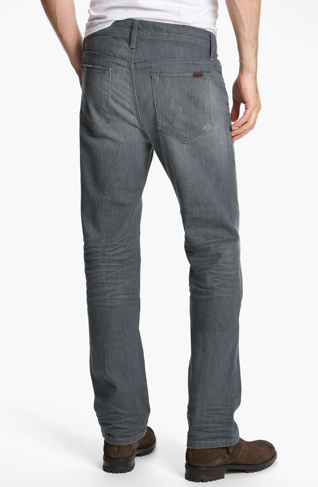 Alternate Image 1 Selected - Joe's 'Classic' Straight Leg Jeans (Marquis)