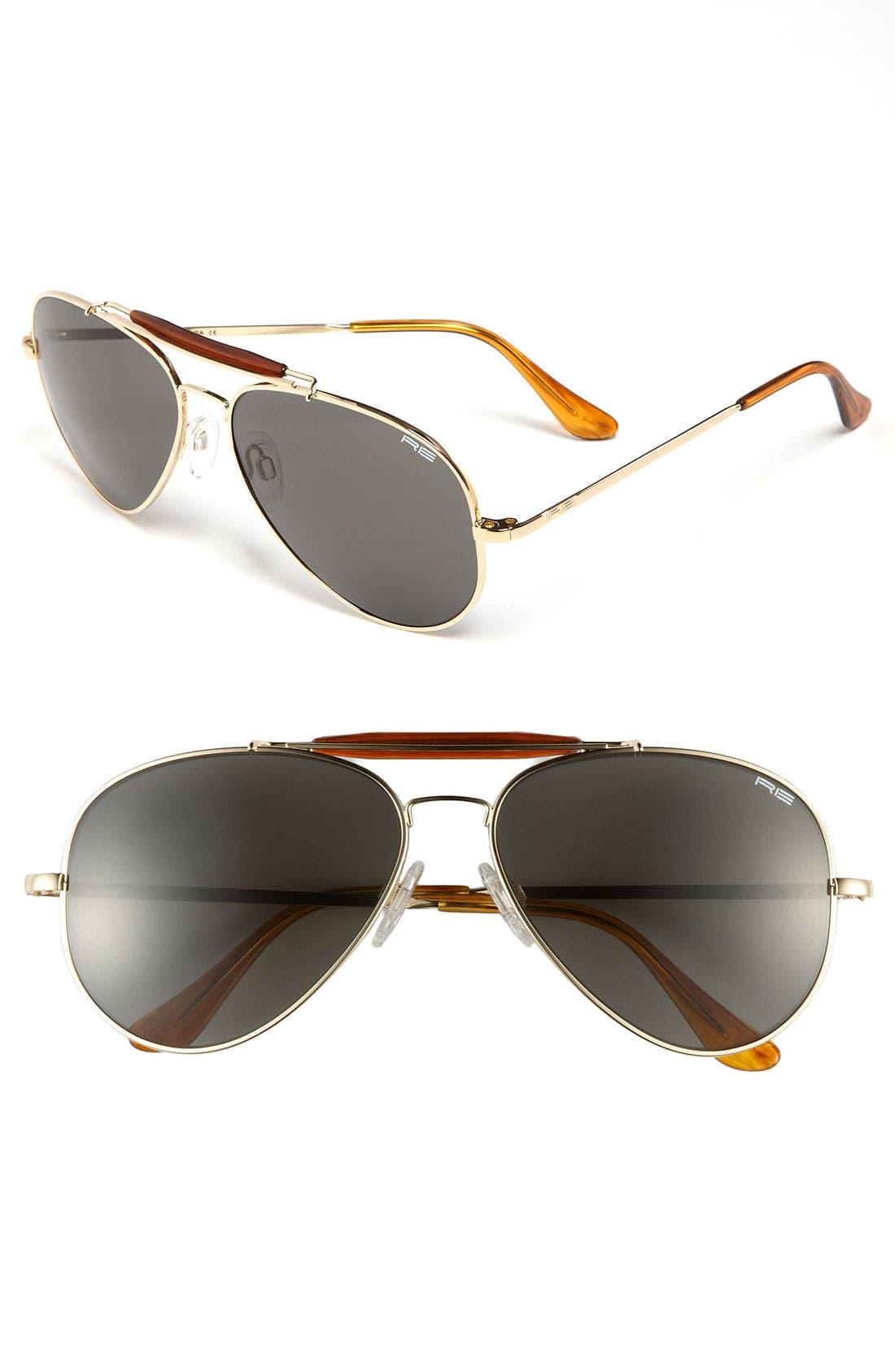 Alternate Image 1 Selected - Randolph Engineering 'Sportsman' 61mm Sunglasses