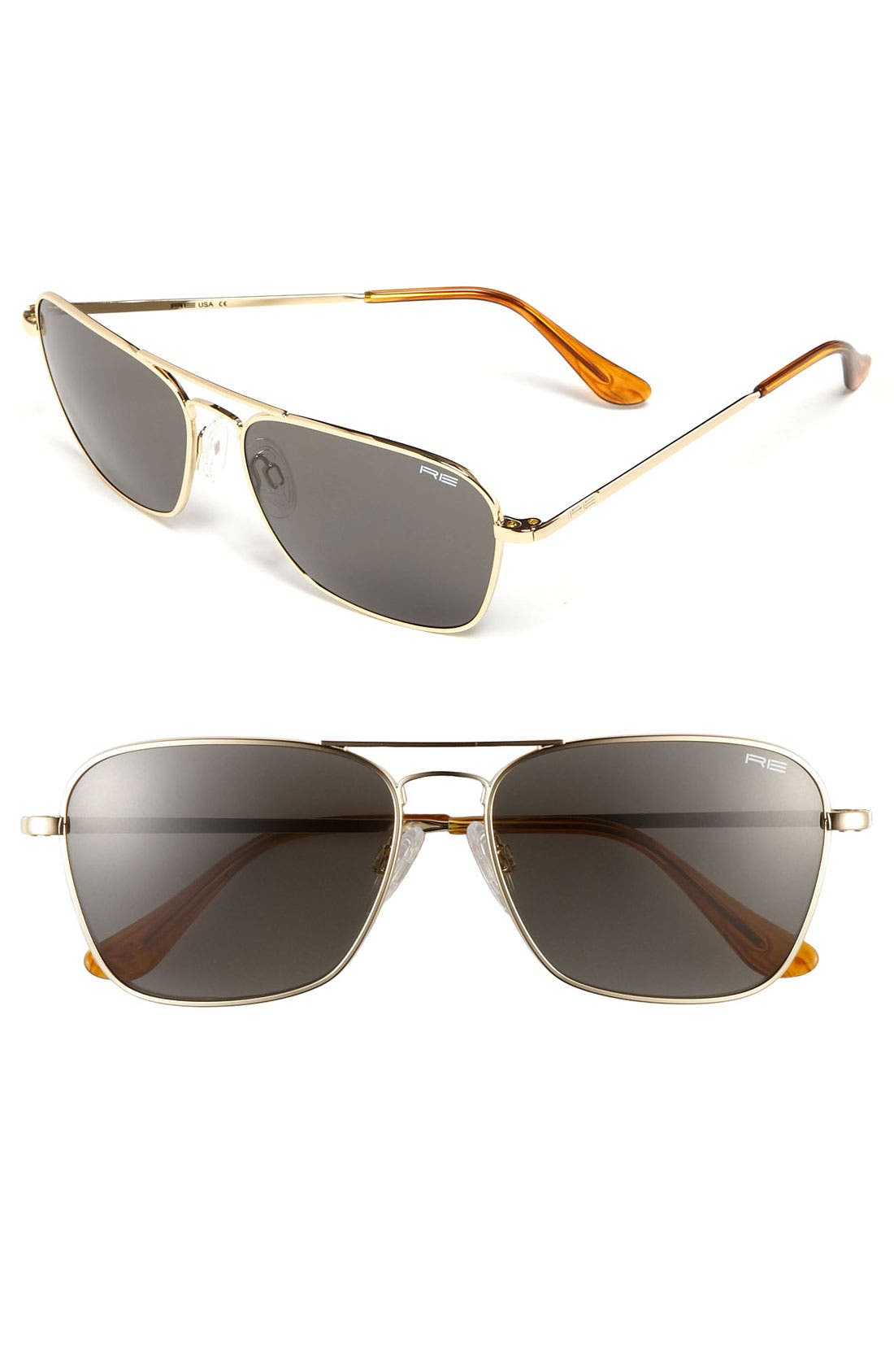 Alternate Image 1 Selected - Randolph Engineering 'Intruder' 58mm Sunglasses