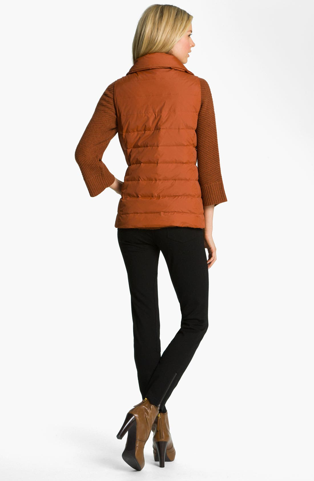 Alternate Image 4  - Eileen Fisher Supersoft Cowl Neck Sweater