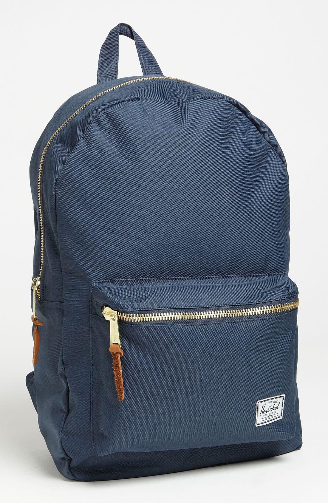 Alternate Image 1 Selected - Herschel Supply Co. 'Settlement' Backpack