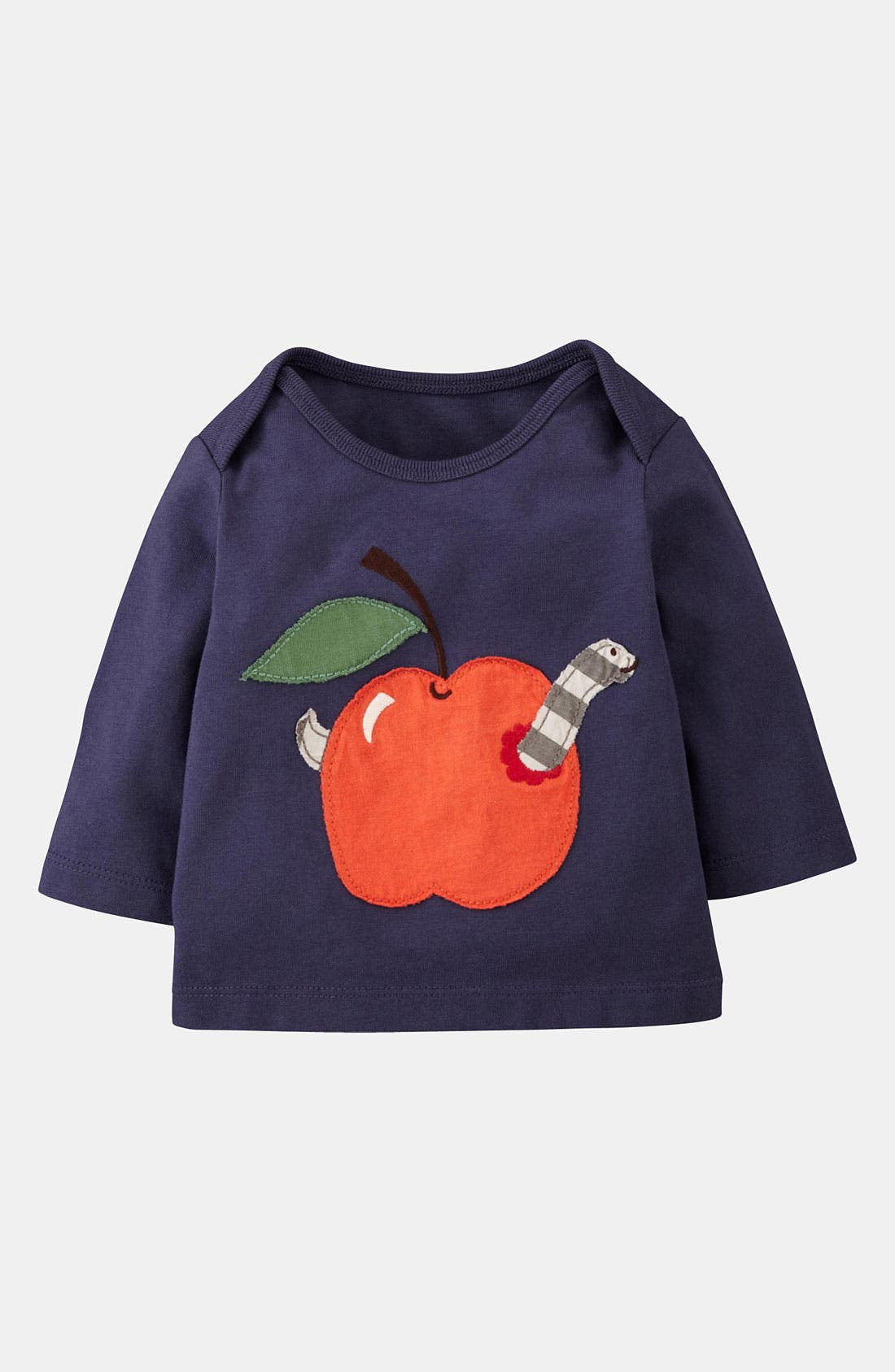 Main Image - Mini Boden 'Garden Friends' T-Shirt (Infant)