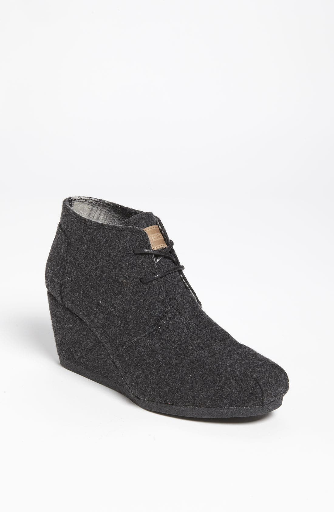 Alternate Image 1 Selected - TOMS 'Desert' Woolen Bootie
