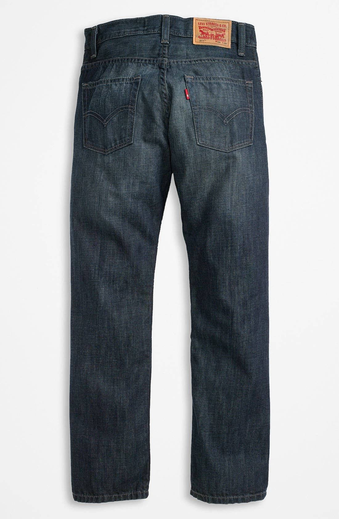 Alternate Image 1 Selected - Levi's® '511™' Jeans (Big Boys)