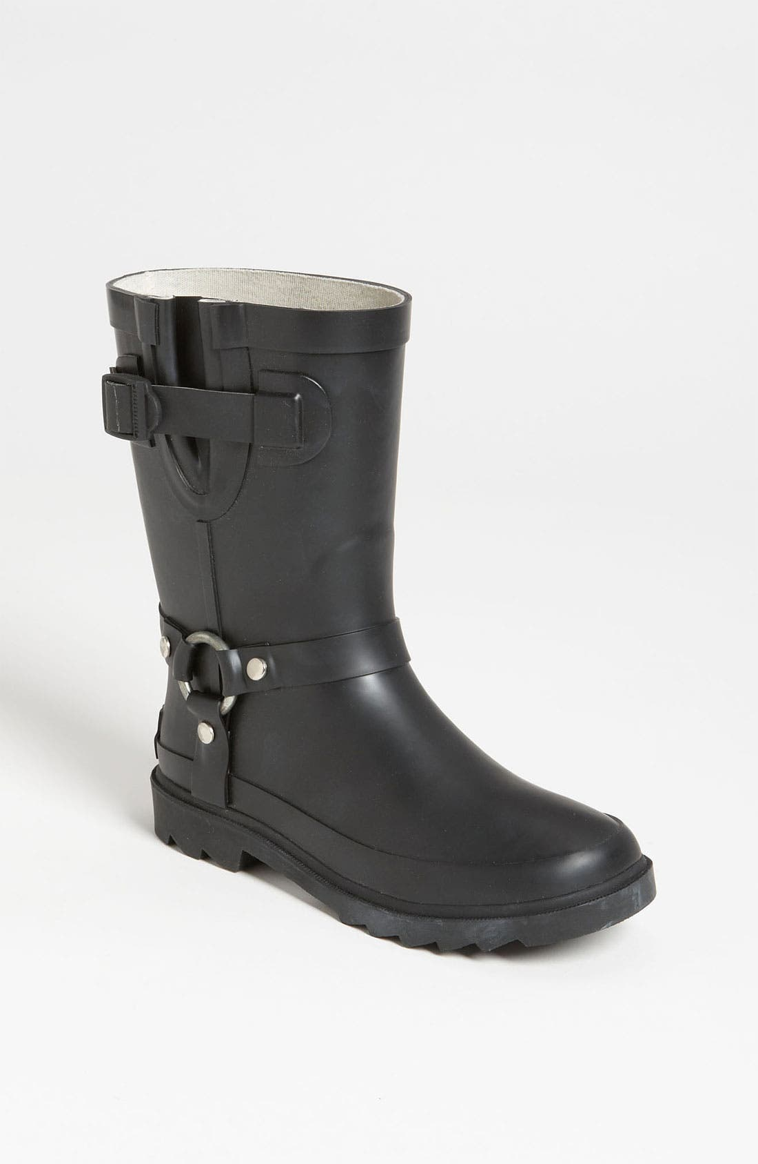 Main Image - kensie girl 'Script' Rain Boot (Little Kid)