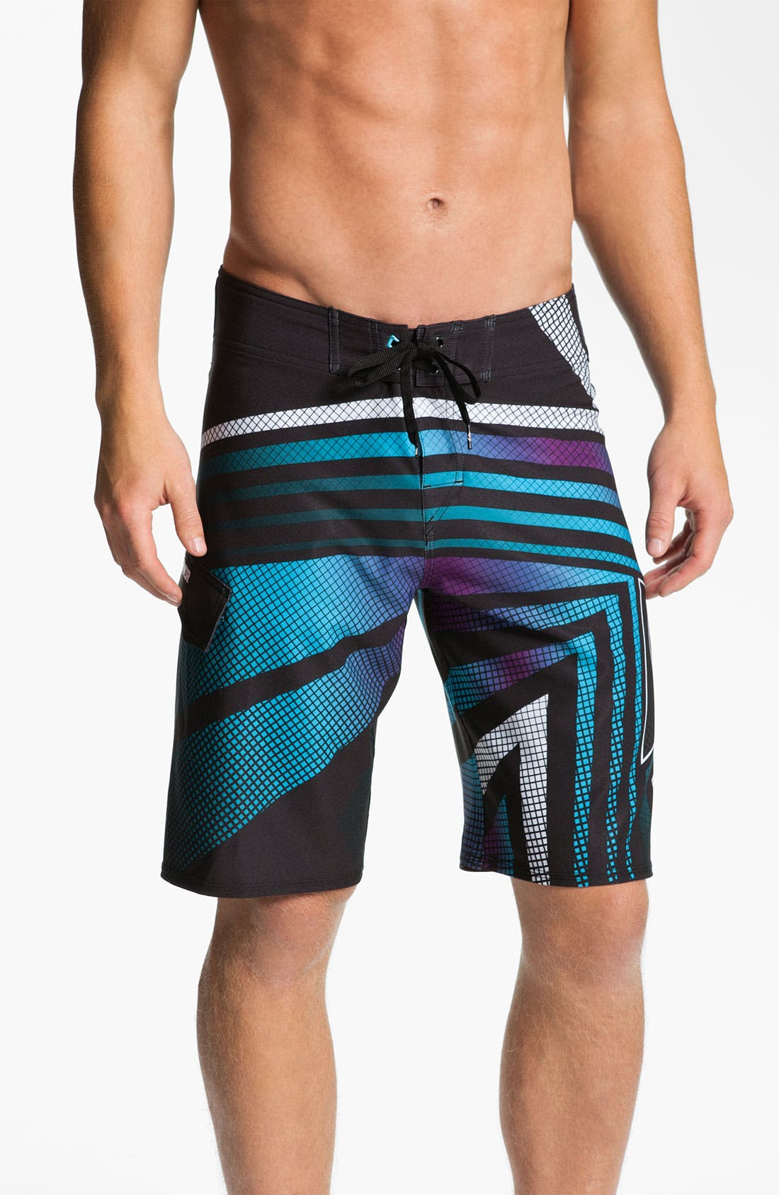 Alternate Image 1 Selected - Quiksilver 'Blast Off' Board Shorts