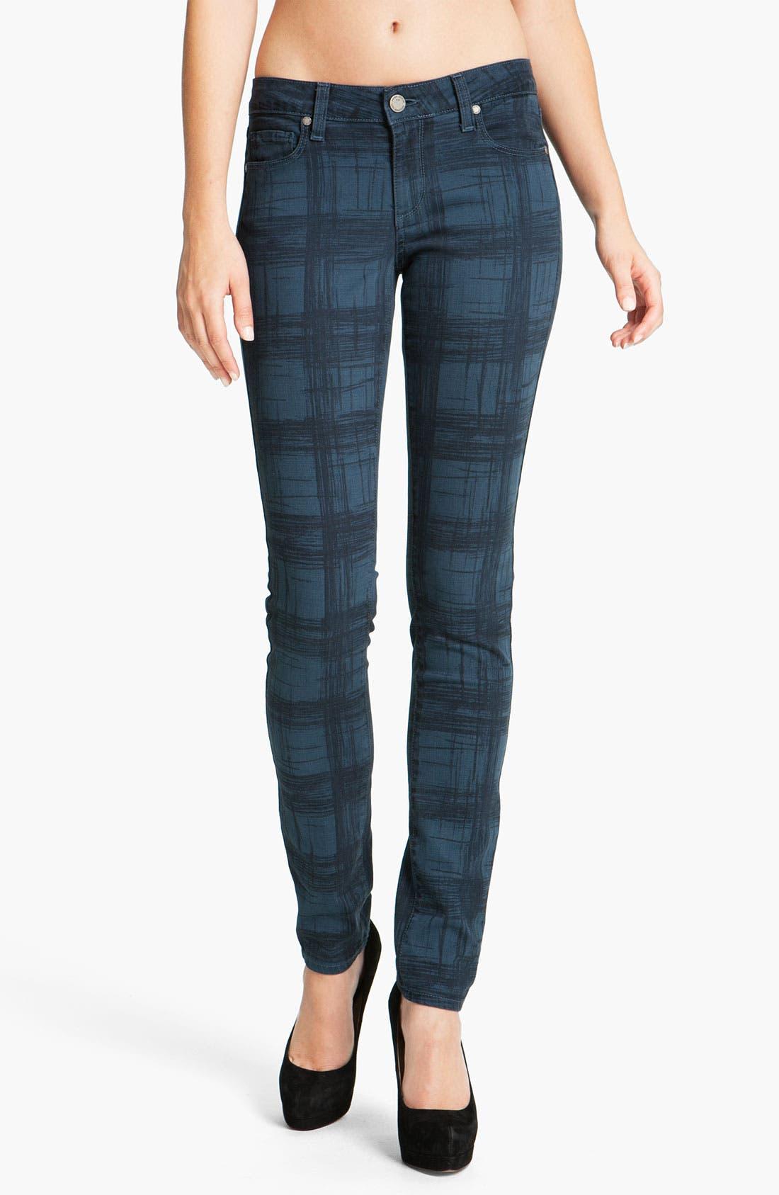 Alternate Image 1 Selected - Paige Denim 'Verdugo' Skinny Jeans (Preppy)