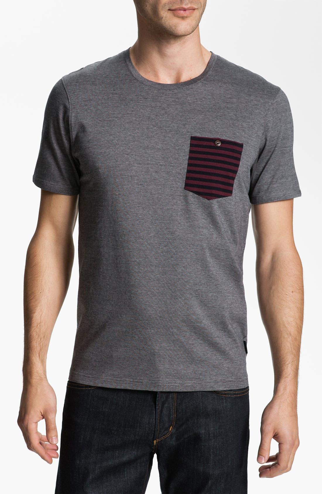 Alternate Image 1 Selected - Ted Baker London 'Ohyes' Crewneck T-Shirt