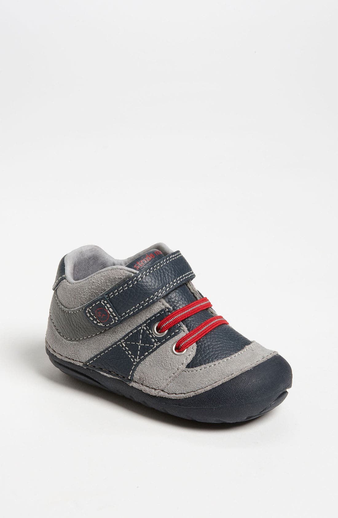 Alternate Image 1 Selected - Stride Rite 'Julien' Sneaker (Baby & Walker)