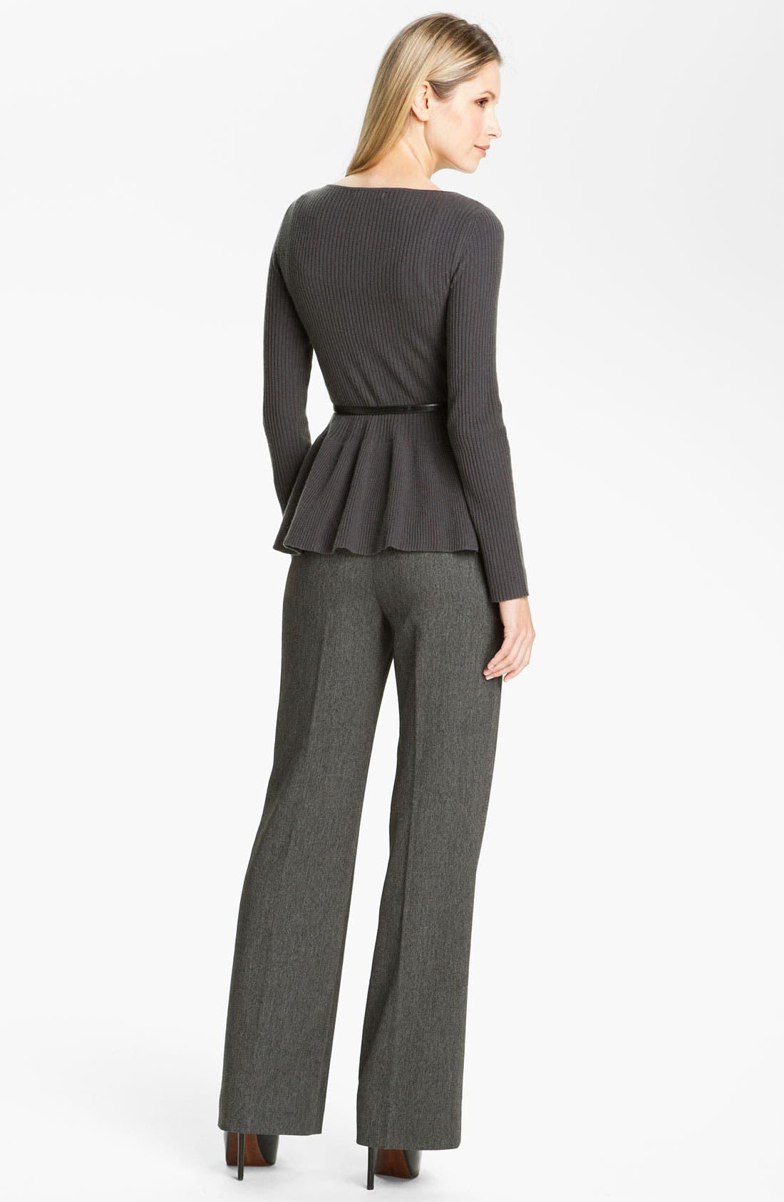 Alternate Image 5  - Classiques Entier® 'Nevica Weave' Pants