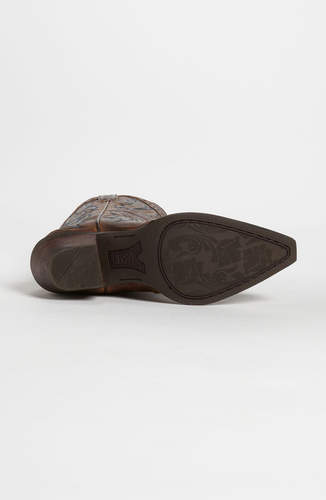 Alternate Image 4  - Ariat 'Western Heritage X Toe' Boot