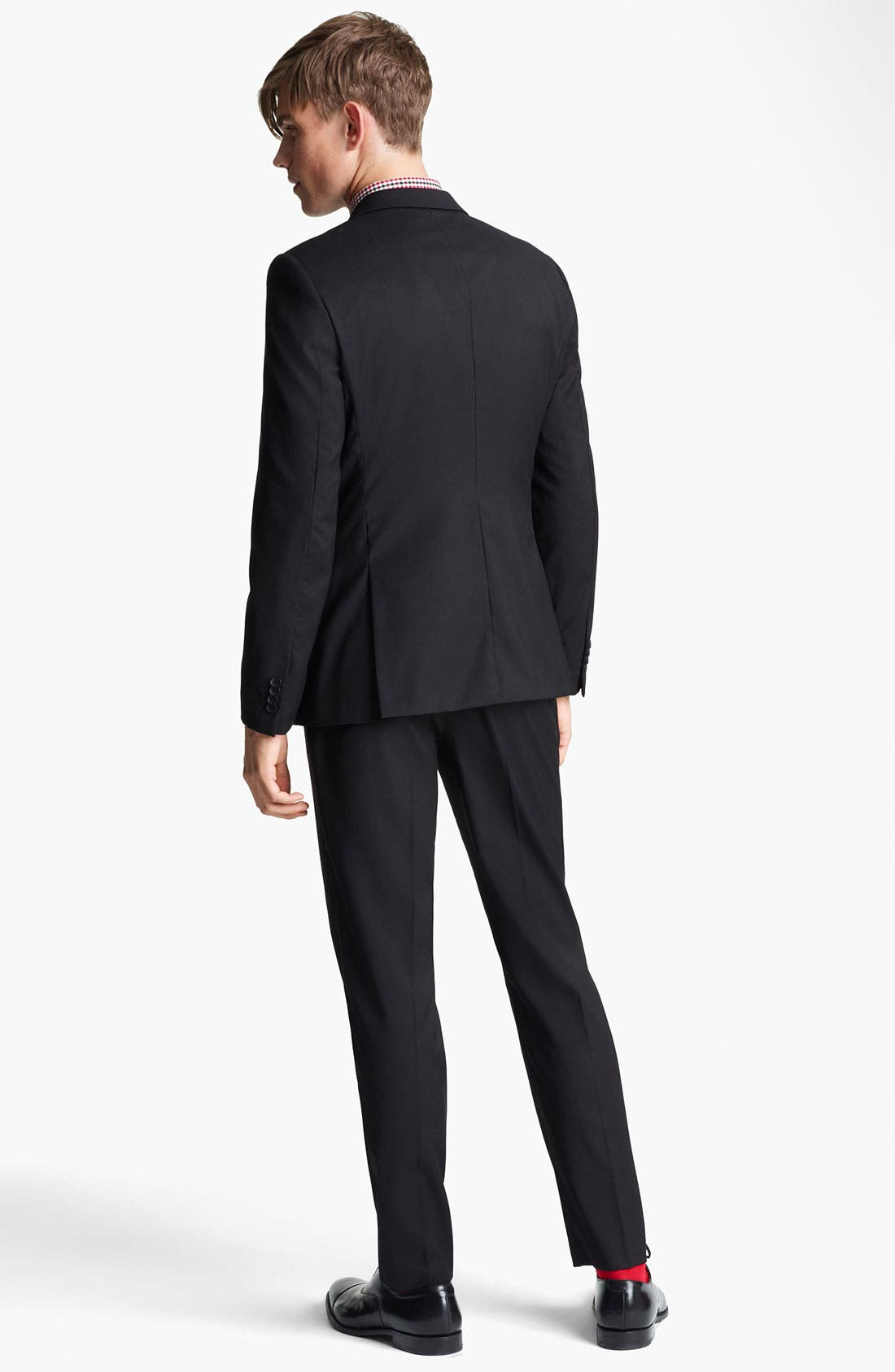 Alternate Image 5  - Topman Skinny Fit Blazer