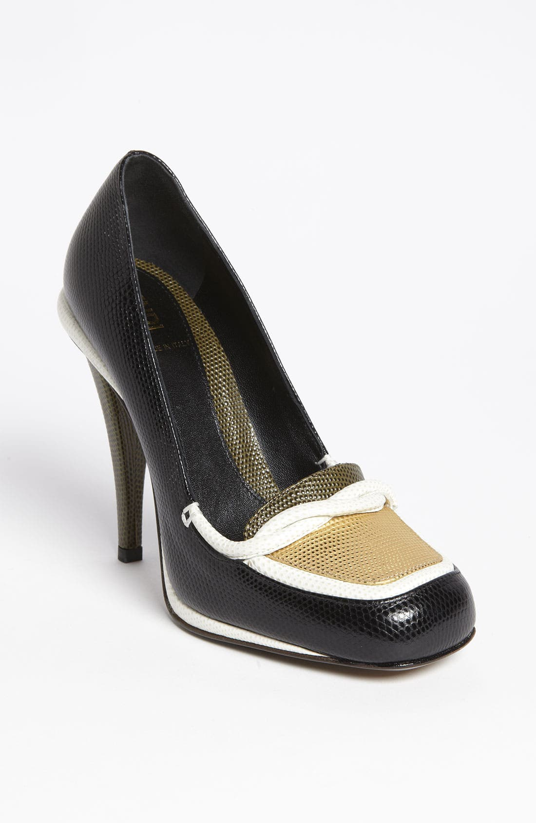 Alternate Image 1 Selected - Fendi 'Flapper' Pump