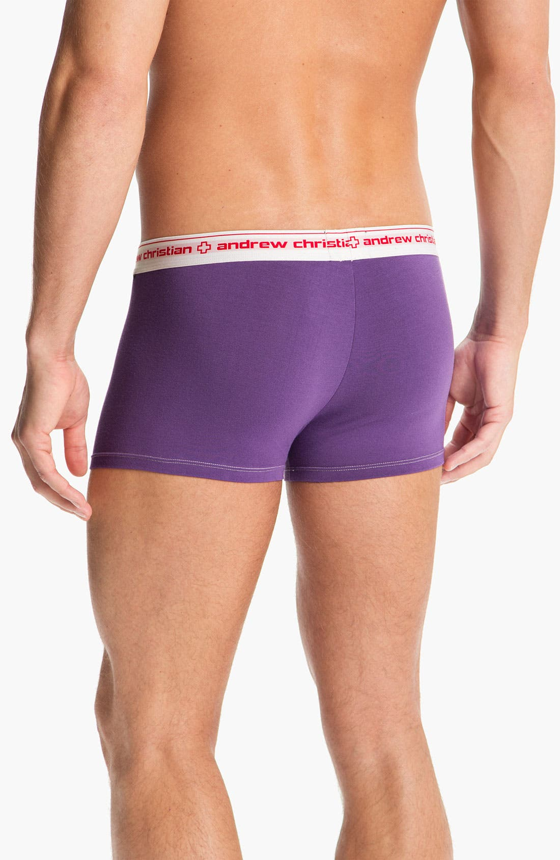 Alternate Image 2  - Andrew Christian 'Almost Naked' Boxer Briefs